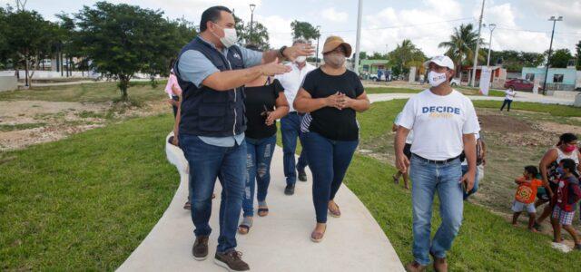 Ayuntamiento sigue a paso firme para una Mérida de 10